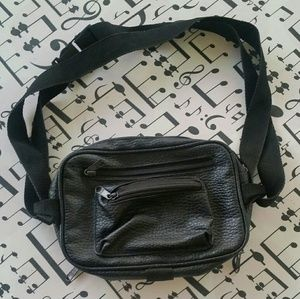 Handbags - Black Fanny Pack